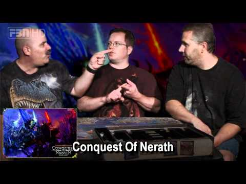 The Gamers' Table Episode 44 in HD: Conquest Of Nerath