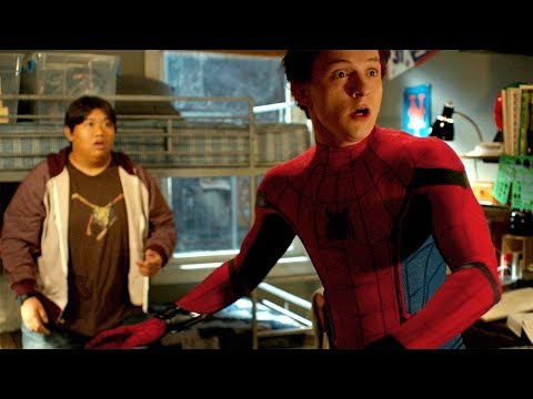 """You're The Spider-Man... From YouTube!"" Ned Finds Out - Spider-Man: Homecoming (2017)"