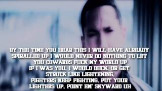 LIGHTERS // Only eminem's part + LYRICS