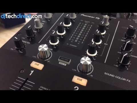 Pioneer DJ DJM-250MK2 (Clubmixer)