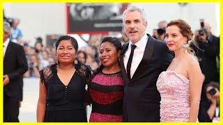 """Alfonso Cuarón ganador del León de Oro presentó en Venezia su película """"Roma"""""""