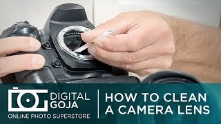 How To Clean DSLR Camera Lens And Sensor | Altura Photo Cleaning Kit | How-To Tutorial Video