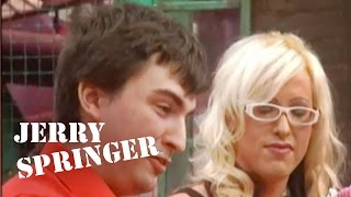 "Jerry Springer Official - ""I Used To Be A Man"""