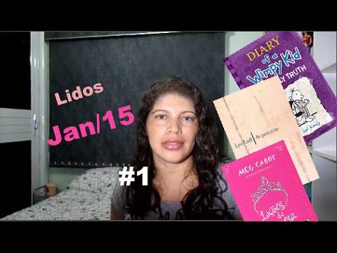Livros lidos: As Parceiras (Lya Luft) + Li��es de princesa + Di�rio de um banana 5