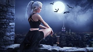 Blue Moon Light Photoshop Tutorials Photo Effects | Fantasy Photo Editing