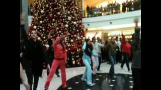 preview picture of video 'FLASH DANCE IN CITY MALL'
