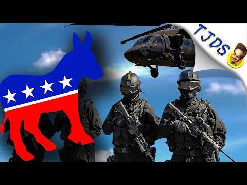 DEMOCRATS Are Servants of the War Machine!