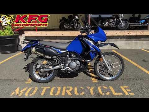 2009 Kawasaki KLR™650 in Auburn, Washington - Video 1