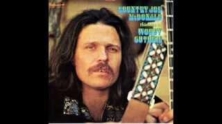 Country Joe McDonald_ Thinking Of Woody Guthrie 1969 Full Album