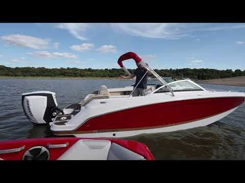 2019 Four Winns HD220 OB in Memphis, Tennessee - Video 1