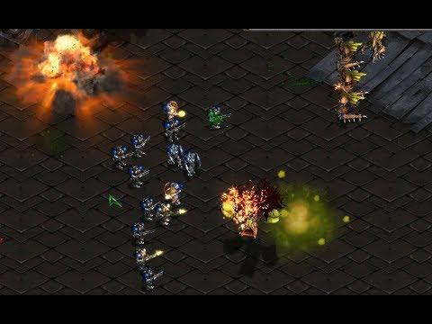ggaemo (Z) v qweqewqqe (T) on Destination - StarCraft  - Brood War REMASTERED