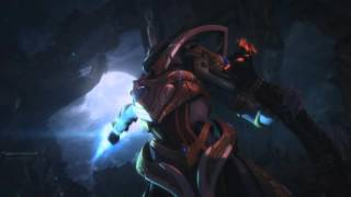 StarCraft II - Legacy of the Void ending cinematic