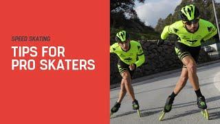 Speed Skating: Tips for Pro Skaters