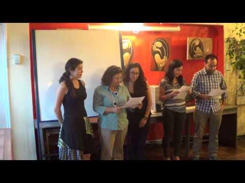 Presentación fin de curso frances básico 1 diciembre 2013