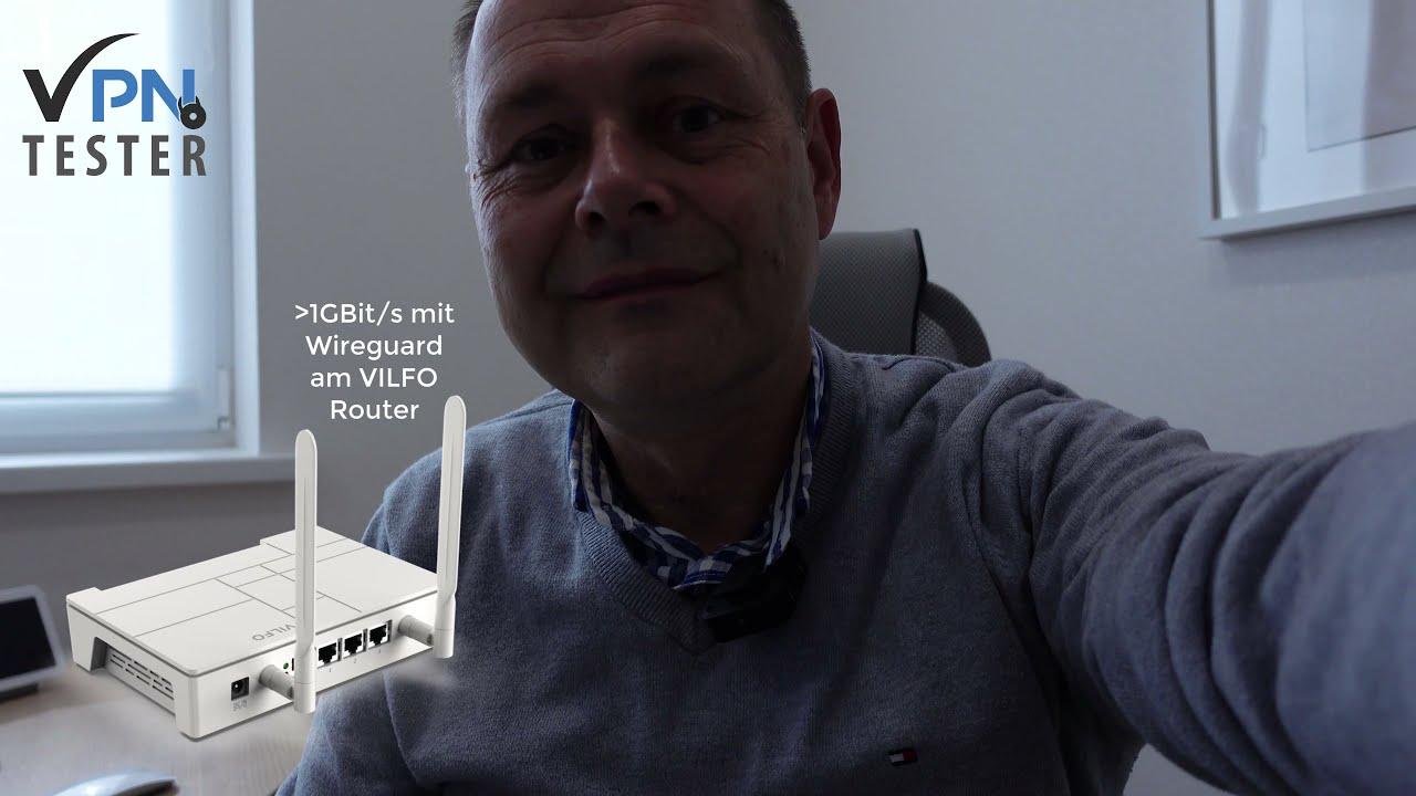 VILFO - Der schnellste VPN-Client Router für das Heimnetzwerk 4