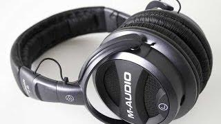 In-depth Review: M-Audio Studiophile Q40