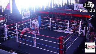 Undisputed Boxing | Darryl Winstanley VS Paul O'Keefe | 17/11/17