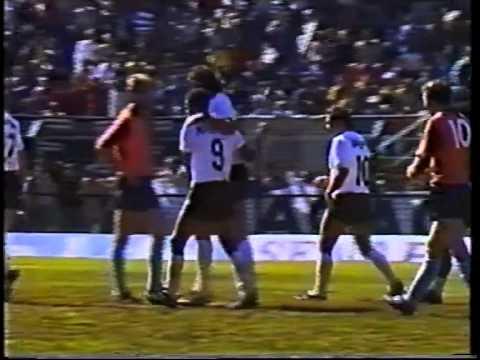 Corinthians x Corinthian Casuals - 5 de julho de 1988