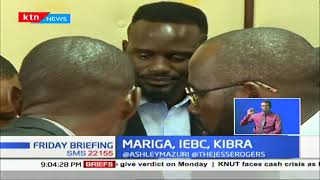 MacDonald Mariga suffers another blow as voter moves to court
