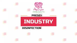 INDUSTRY DISINFECTION SERVICES BY AMOR