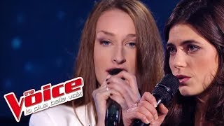 Christine & The Queens – Paradis perdus | Philippine VS Mary Ann | The Voice France 2016 | Battle