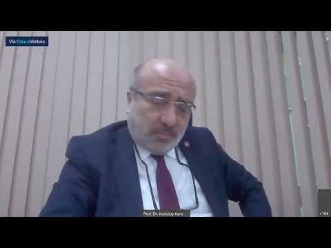 """""""Üniversite Sıralama Sistemleri ve Yükseköğretim'de Stratejik Yönetim"""" Konulu Webinar"""
