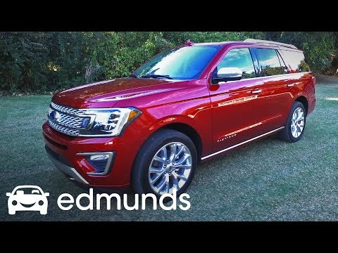 External Review Video l7Q9RENm4Eg for Ford Expedition & Expedition MAX SUV (4th gen, U553)