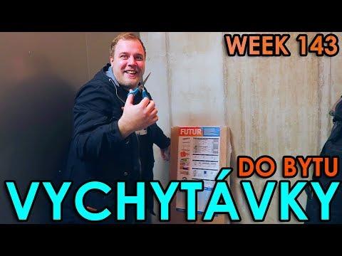 VYCHYTÁVKY DO BYTU - WEEK #143