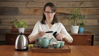How To Brew Tea In A Teapot