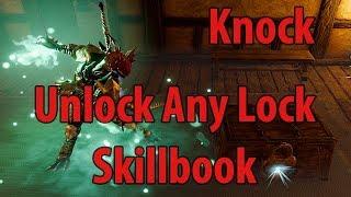 Unlock Skillbook