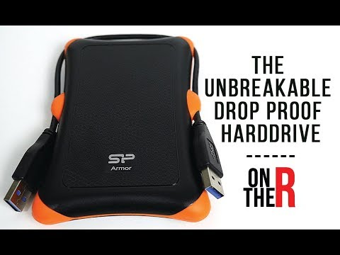 Best External Hard Drives and Storage for Video Editing | SP ARMOR A30 REVIEW