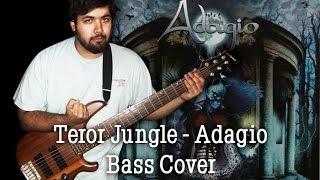 Terror Jungle - Adagio / Bass Cover