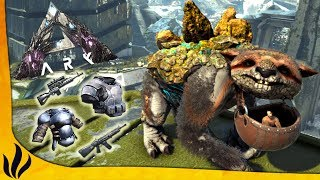 ARK Extinction - Opening 40+ Gacha Loot Crystals Post Nerf and How