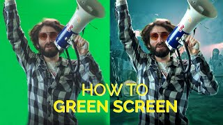 How to Green Screen Like a Pro | Artlist.io