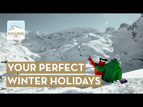 Engelberg Winter Image Video  - © Engelberg-Titlis