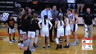 January 15, 2019 the Tahlequah Lady Tigers host the Lady Bulldogs of Skiatook.