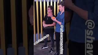 Shawn Mendes And Magician Julius Dein - Iheart Festival 2018 Vegas