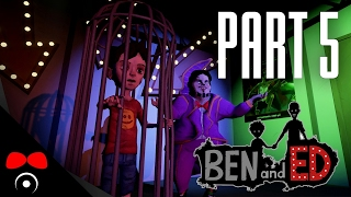 JEBU TENTO BOSSFIGHT! | Ben and Ed #5