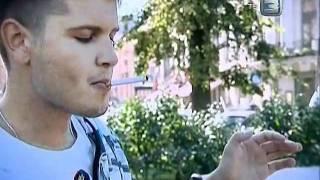 Невероятный фокус с сигаретой! Юрий Мончак