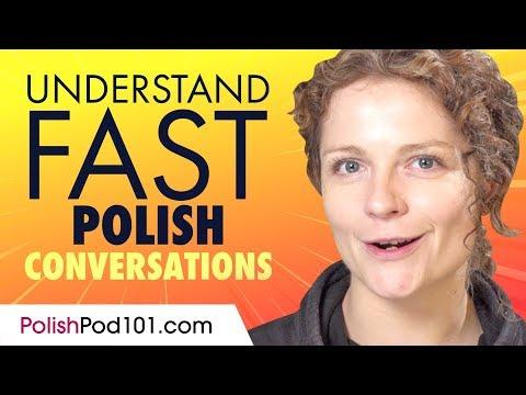 Understand FAST Polish Conversations