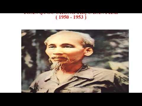 BÀI 26: BƯỚC PHÁT TRIỂN MỚI CỦA CUỘC KHÁNG CHIẾN TOÀN QUỐC CHỐNG THỰC DÂN PHÁP(1950-1953)