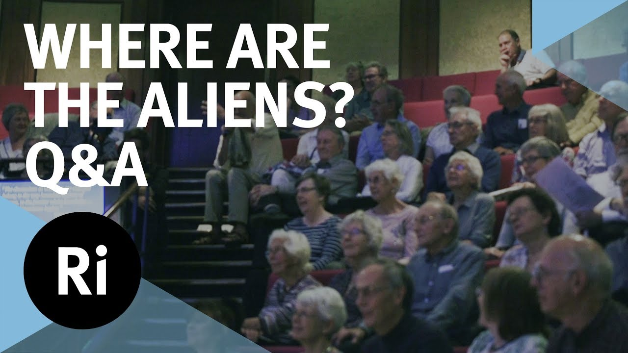 Q&A - Astrobiology and the Search for Extraterrestrial Life - with Ian Crawford