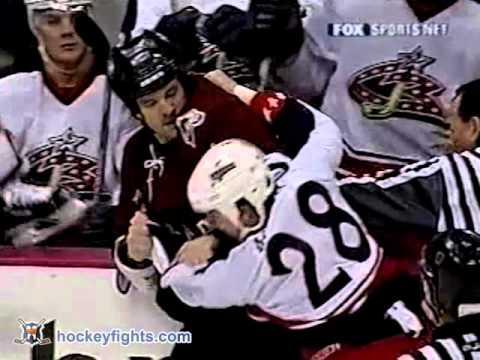Jeff Shantz vs. Tyler Wright
