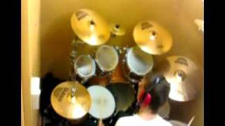 Done With Everything, Die For Nothing - Children Of Bodom Drum Cover