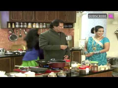 On location of serial Aur Pyaar Ho Gaya   24 April - Part 1