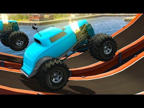 МАШИНЫ МОНСТРЫ #1 Игровой мультик про машинки гонки тачки гонки на машинах MMX #КИД
