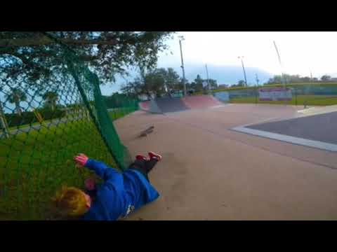 """ERRB"" Trailer- Indian rocks Beach Skatepark"