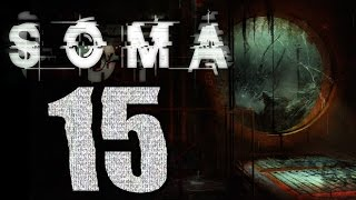 ► SOMA | #4 | 1/6 | Omikron! | CZ Lets Play / Gameplay [1080p] [PC]