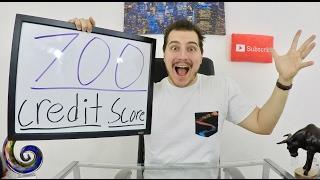 How I got a Credit Score over 700!