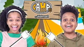 Summer Camp At Home With Camp By Walmart - Onyx Family